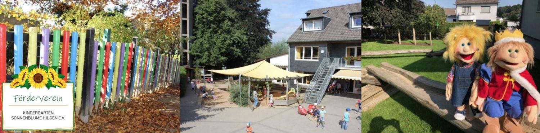 Förderverein Kindergarten Sonnenblume Hilgen e. V.